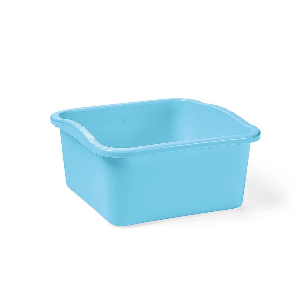 bacinella polietilene quadrata